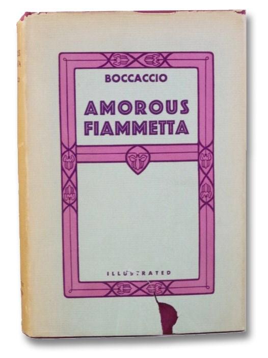 Amorous Fiametta, Boccaccio, Giovanni