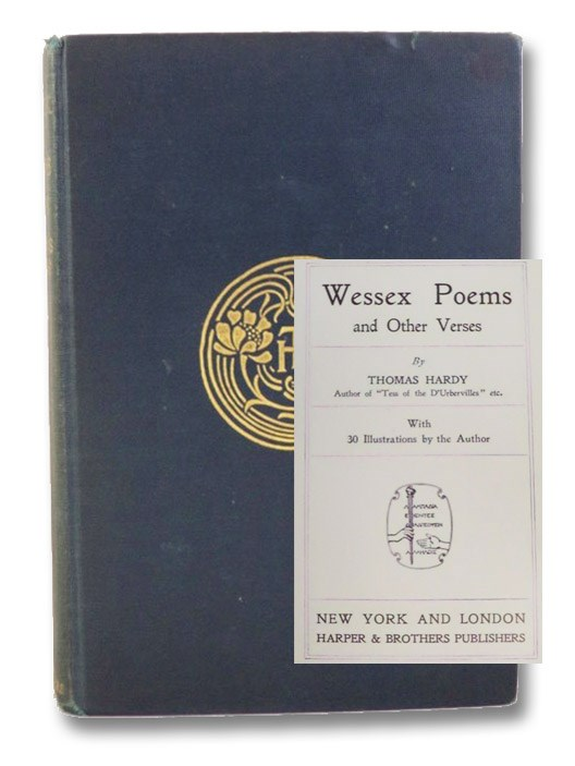 Wessex Poems and Other Verses, Hardy, Thomas