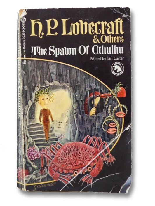 The Spawn of Cthulhu, Carter, Lin