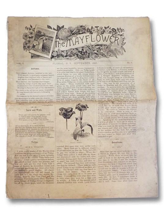 The Mayflower, Vol. I. [1], No. 29., September 1885.