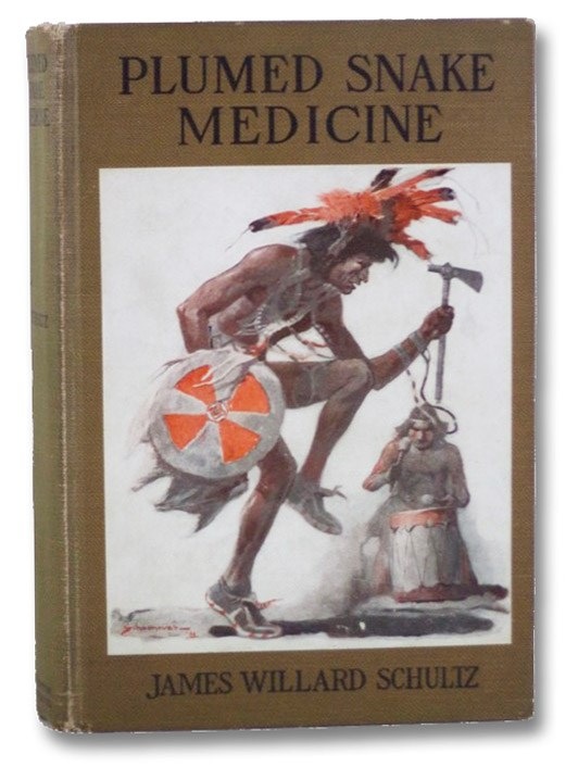 Plumed Snake Medicine, Schultz, James Willard