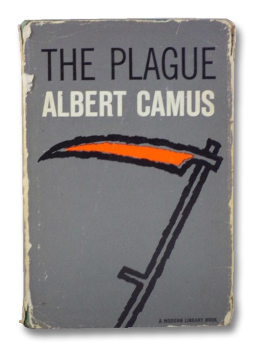 The Plague (The Modern Library of the World's Best Books ML 109), Camus, Albert; Gilbert, Stuart