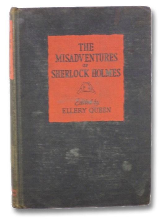 The Misadventures of Sherlock Holmes, Queen, Ellery