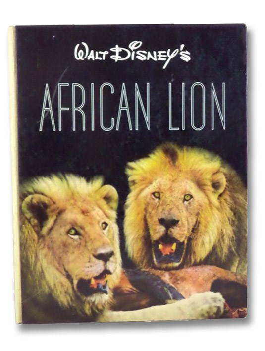 Walt Disney's African Lion, Algar, James