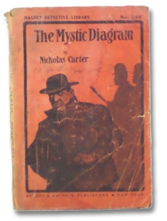 The Mystic Diagram (Magnet Detective Library No. 348), Carter, Nicholas