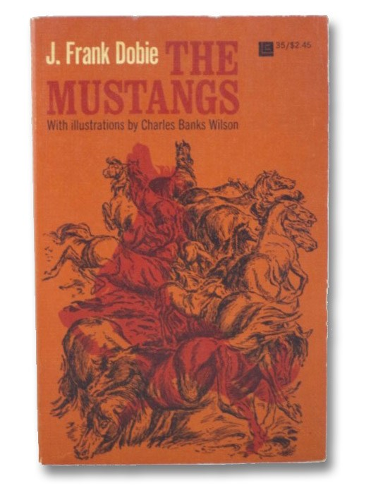 The Mustangs, Dobie, J. Frank