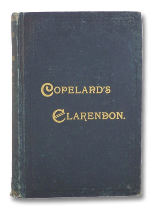 History of Clarendon, from 1810 to 1888., Copeland, David Sturges