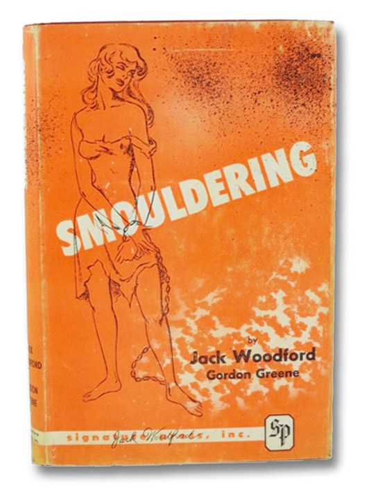 Smouldering, Woodford, Jack; Greene, Gordon