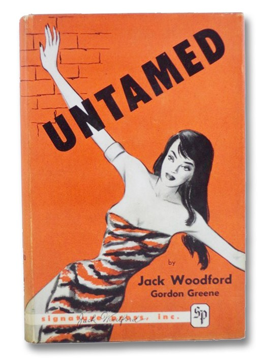 Untamed, Woodford, Jack; Greene, Gordon