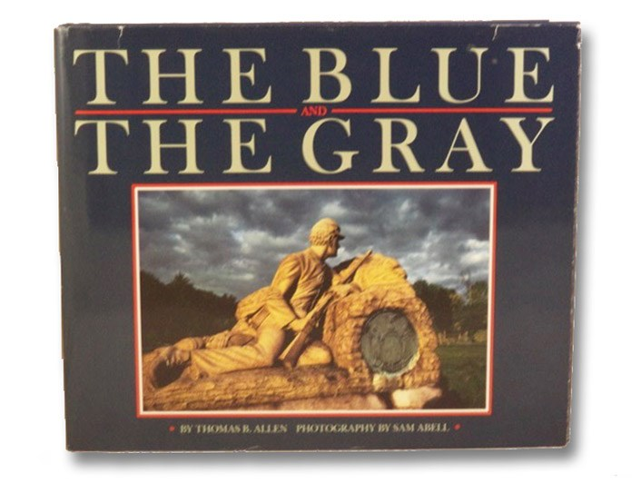 The Blue and The Gray, Allen, Thomas B.