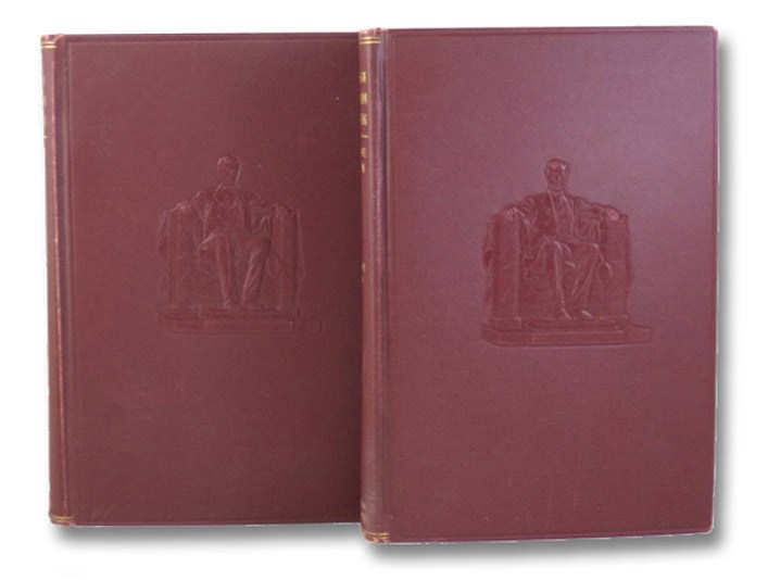 The Life of Abraham Lincoln, in Two Volumes, Barton, William E.