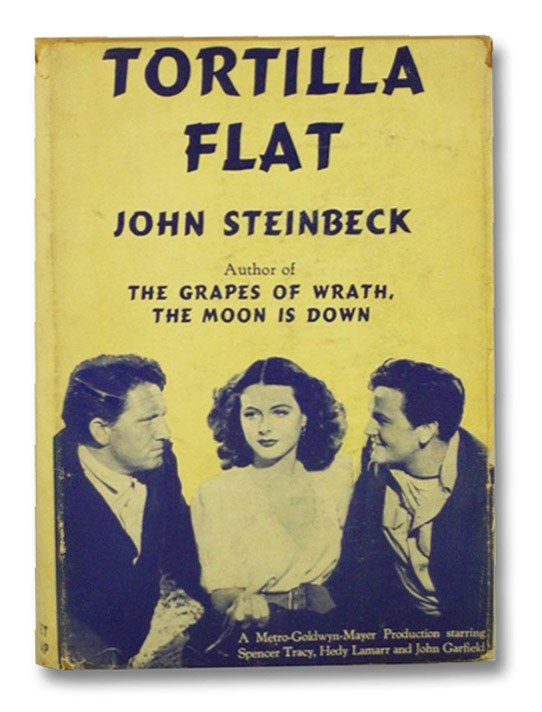 Tortilla Flat: Photoplay Edition, Steinbeck, John