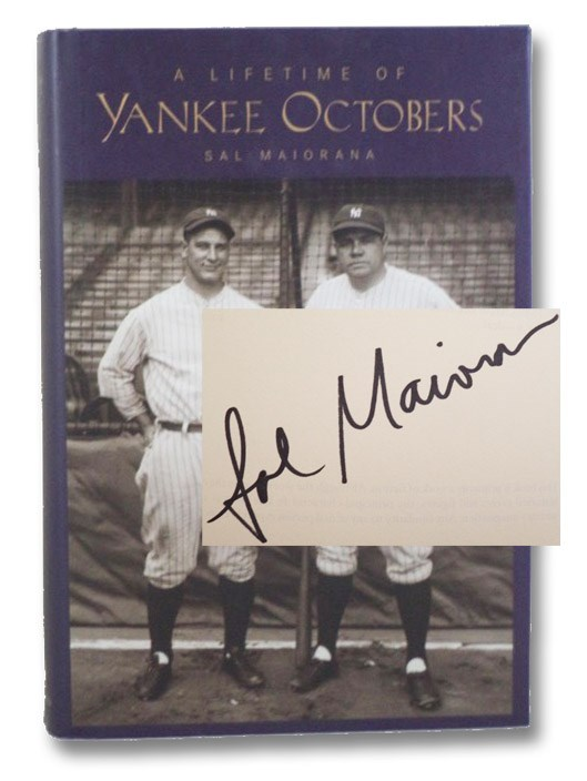 A Lifetime of Yankee Octobers, Maiorana, Sal