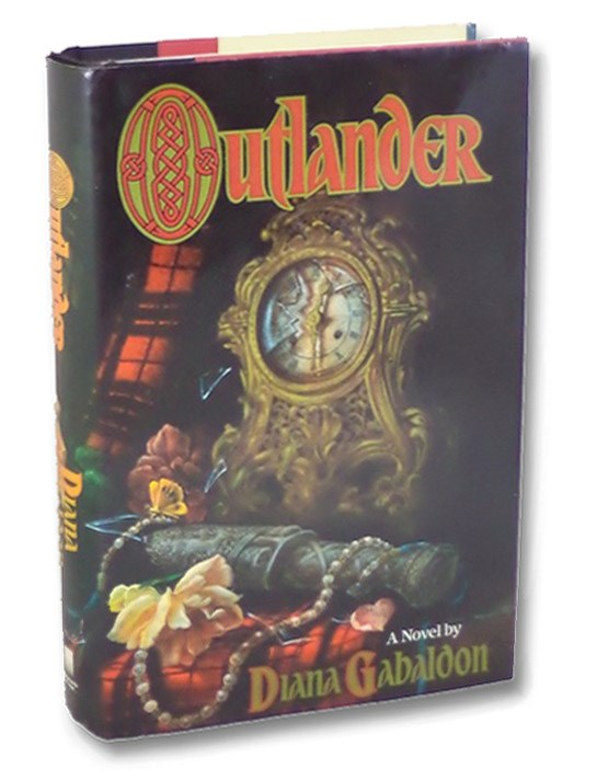 Outlander (The Outlander Series Book 1), Gabaldon, Diana