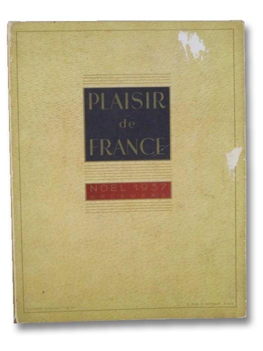 Plaisir de France: Noel 1937 (December), Dereme, Tristan