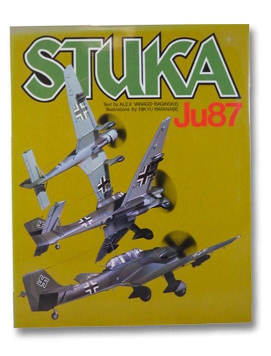 Ju 87 Stuka, Vanags-Baginskis, Alex
