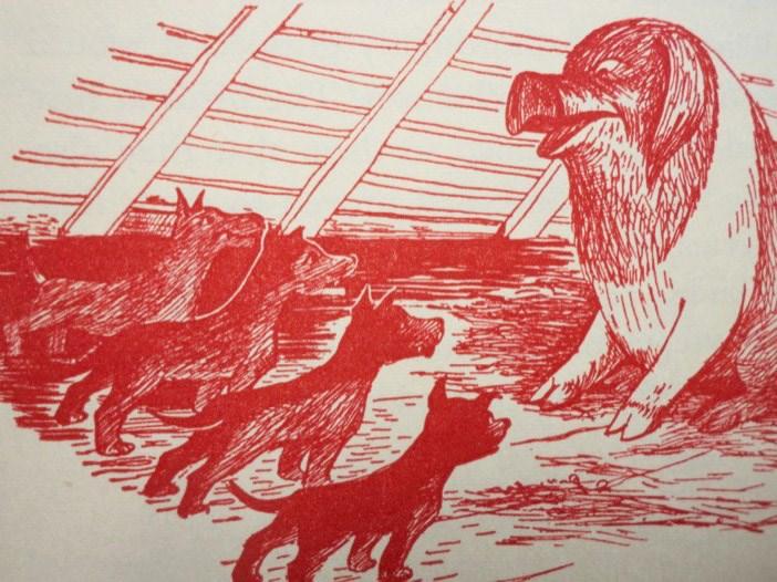 Animal Farm [A Fairy Story], Orwell, George [Blair, Eric Arthur]