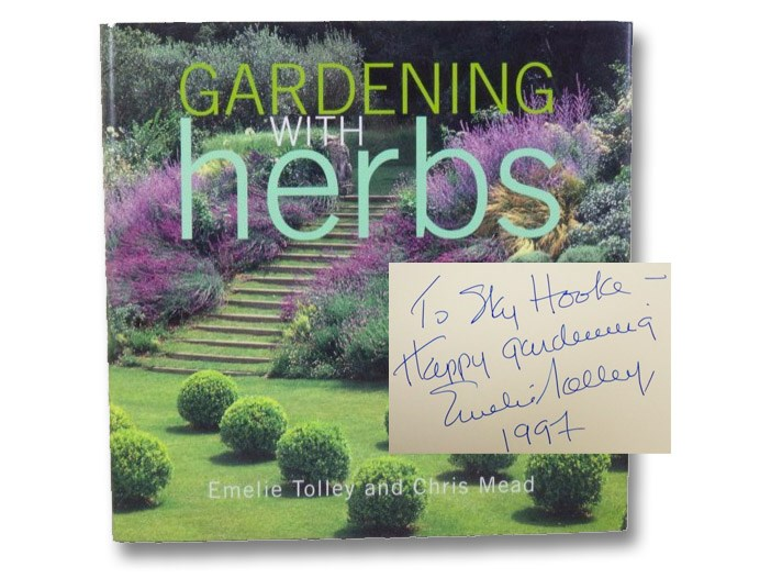 Gardening with Herbs, Tolley, Emelie