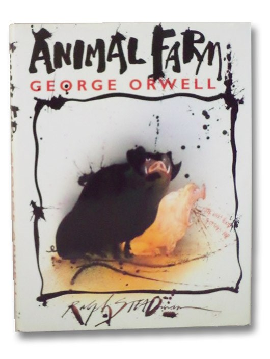 Animal Farm: A Fairy Story, Orwell, George [Blair, Eric Arthur]