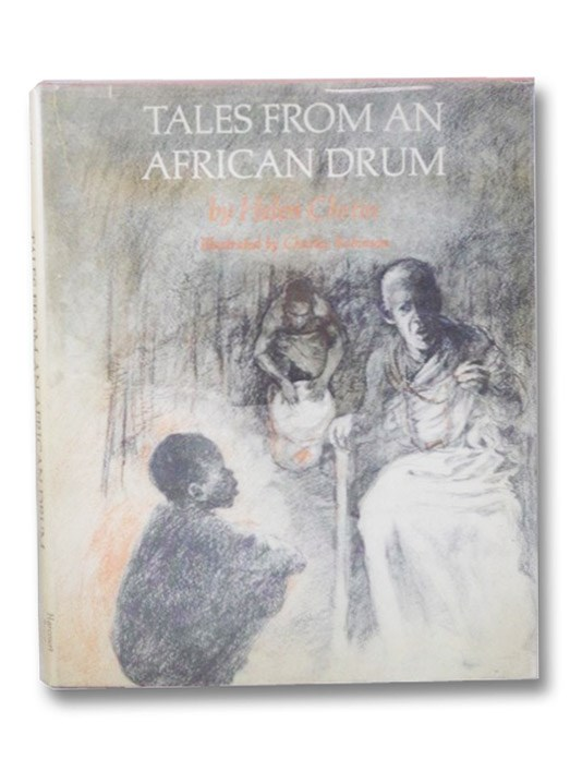 Tales From an African Drum, Chetin, Helen