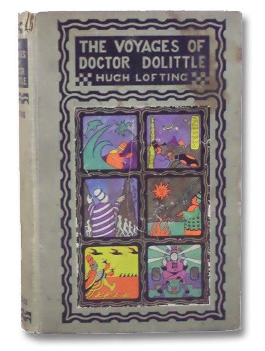 The Voyages of Doctor Dolittle, Lofting, Hugh