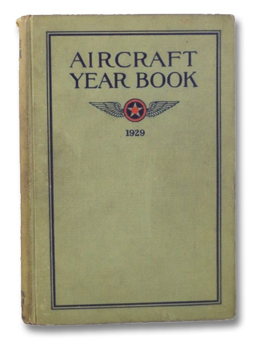 Aircraft Year Book 1929