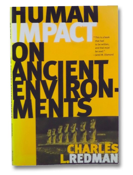 Human Impact on Ancient Environments, Redman, Charles L.