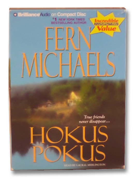 Hokus Pokus (Sisterhood Series)(Audiobook), Michaels, Fern