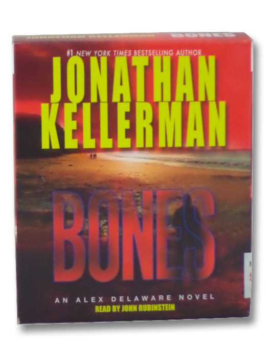 Bones: An Alex Delaware Novel (Audiobook), Kellerman, Jonathan