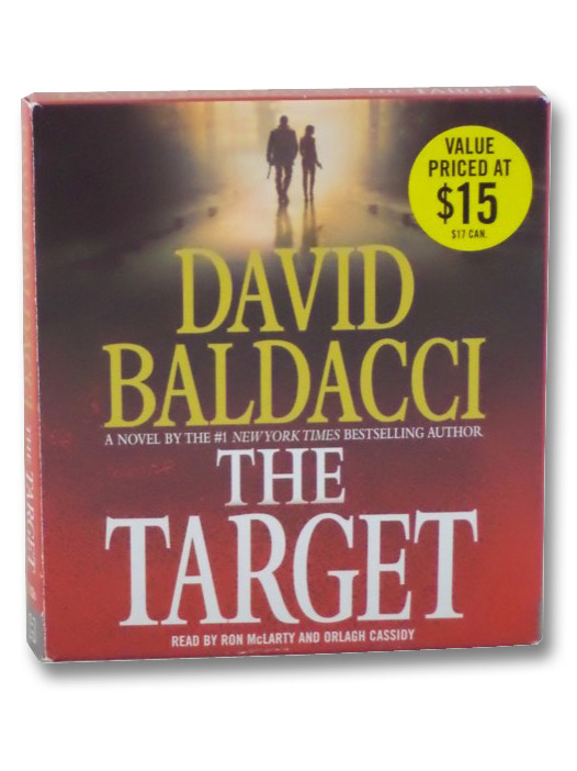 The Target (Audiobook), Baldacci, David