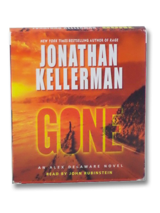 Gone (Audiobook), Kellerman, Jonathan
