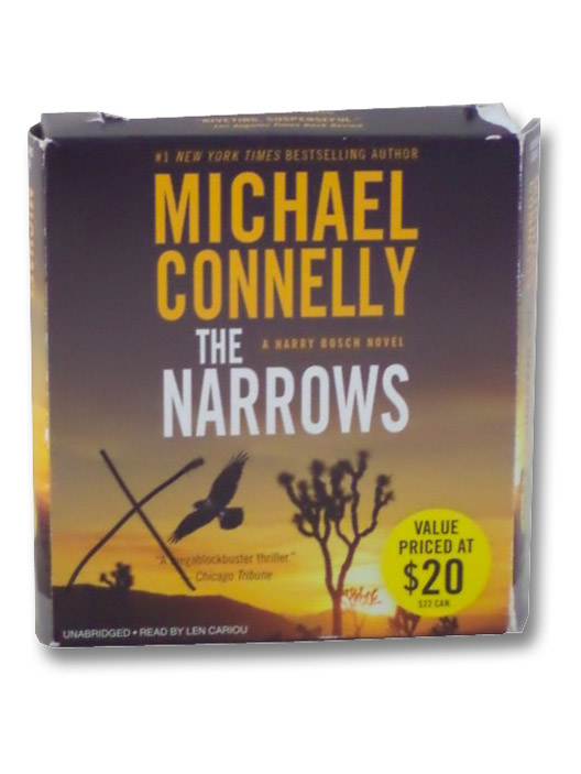 The Narrows (A Harry Bosch Novel)(Audiobook), Connelly, Michael