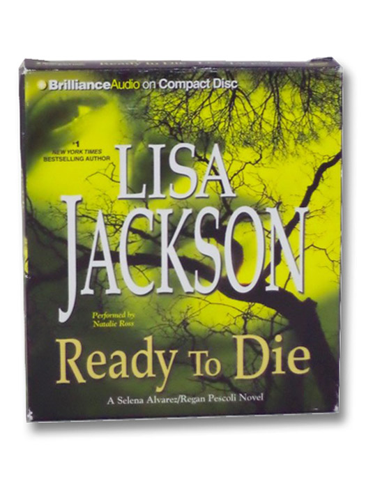 Ready to Die (Selena Alvarez/Regan Pescoli Series)(Audiobook), Jackson, Lisa