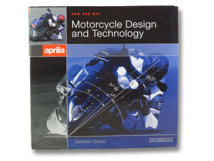 Motorcycle Design and Technology (How and Why Series), Cocco, Gaetano
