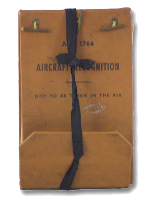 Aircraft Recognition (Air Publication 1764, March, 1940), Air Council