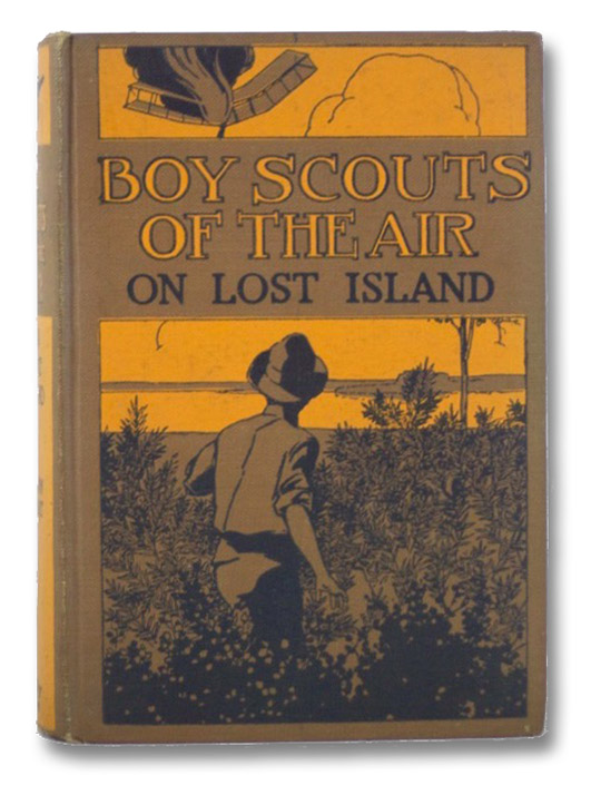 Boy Scouts of the Air: On Lost Island, Stuart, Gordon