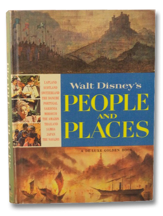Walt Disney's People and Places, Watson, Jane Warner