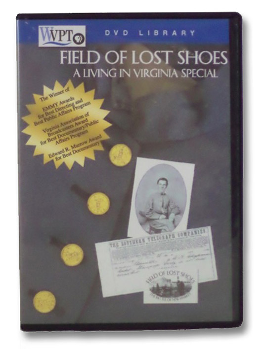 Field of Lost Shoes: A Living In Virginia Special (DVD), WVPT