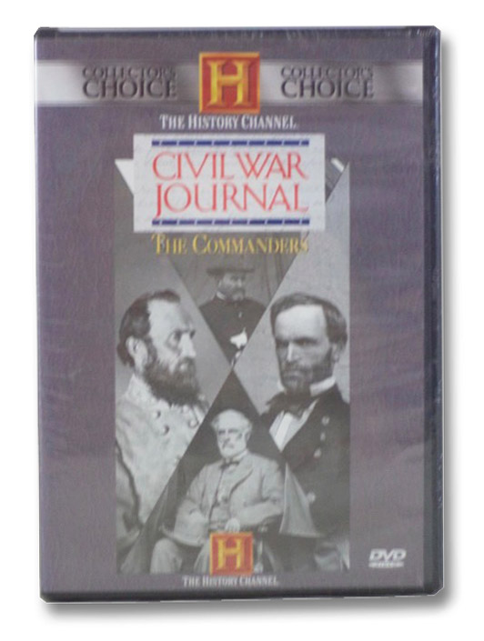 Civil War Journal: The Commanders (DVD), The History Channel