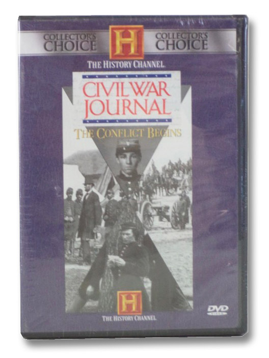 Civil War Journal: The Conflict Begins (DVD), The History Channel