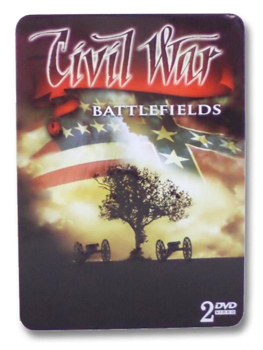 Civil War Battlefields (DVD), Timeless Media Group