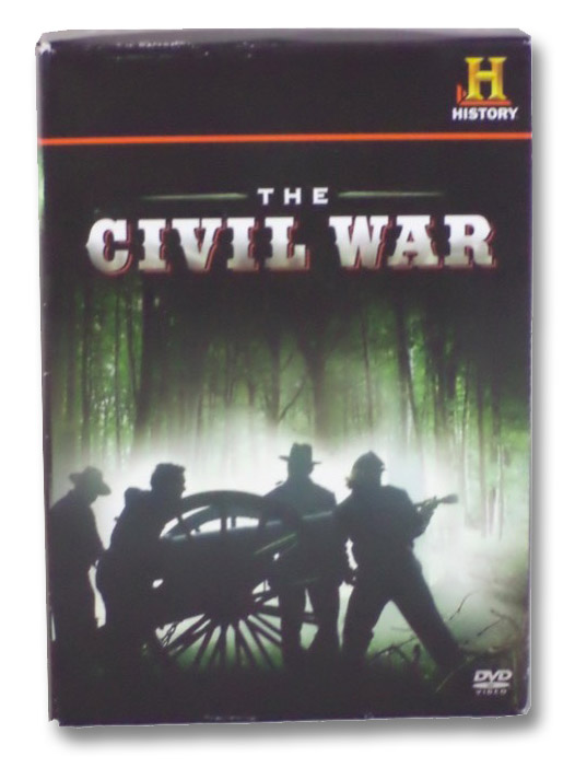 The Civil War 7-Disc Set (DVD), NewVideo