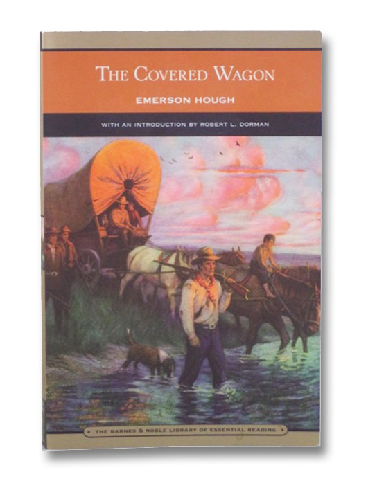 The Covered Wagon, Hough, Emerson