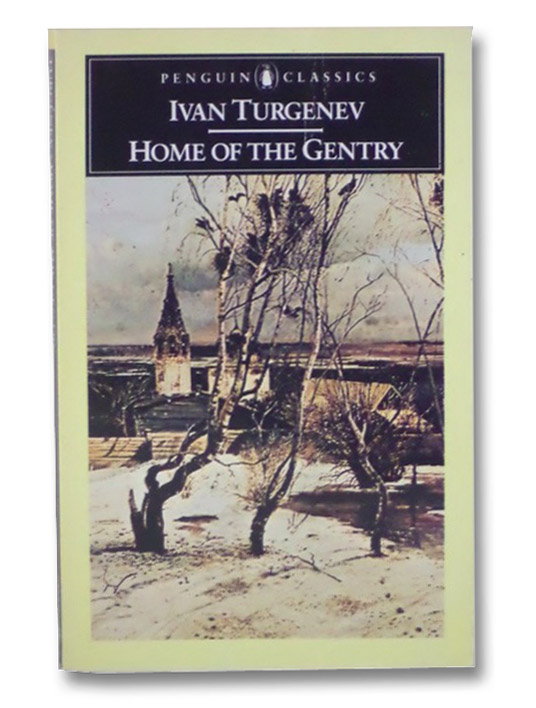 Home of the Gentry, Turgenev, Ivan