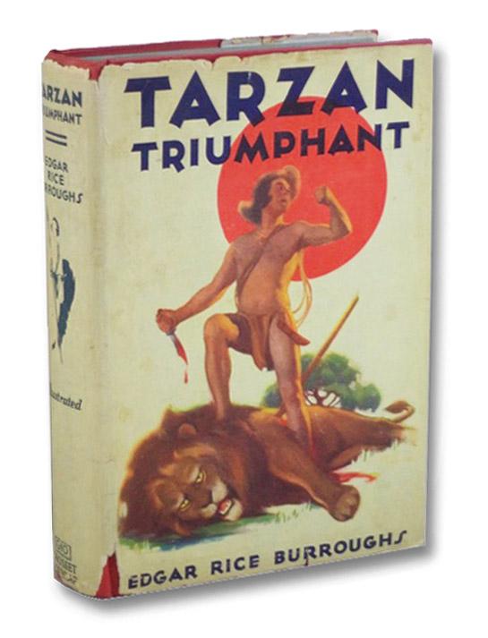 Tarzan Triumphant (Tarzan Series Book 15), Burroughs, Edgar Rice