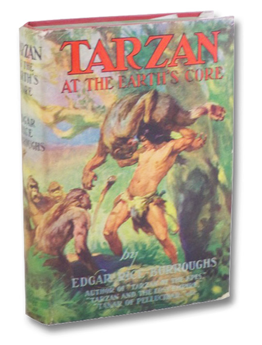 Tarzan at the Earth's Core, Burroughs, Edgar Rice