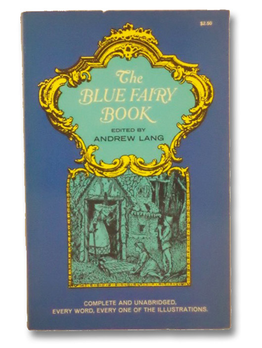 The Blue Fairy Book (Dover Children's Classics), Lang, Andrew