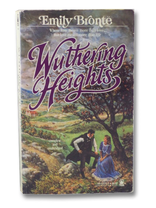 Wuthering Heights (Tor Classics), Bronte, Emily