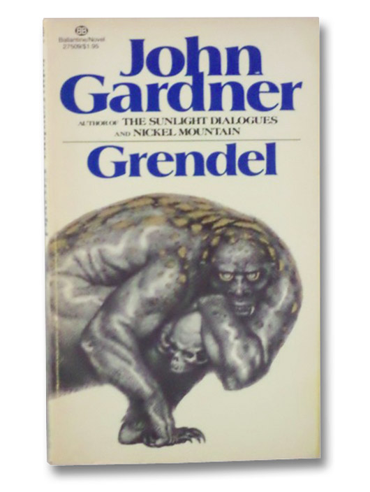 literary analysis of the novel grendel by john gardners