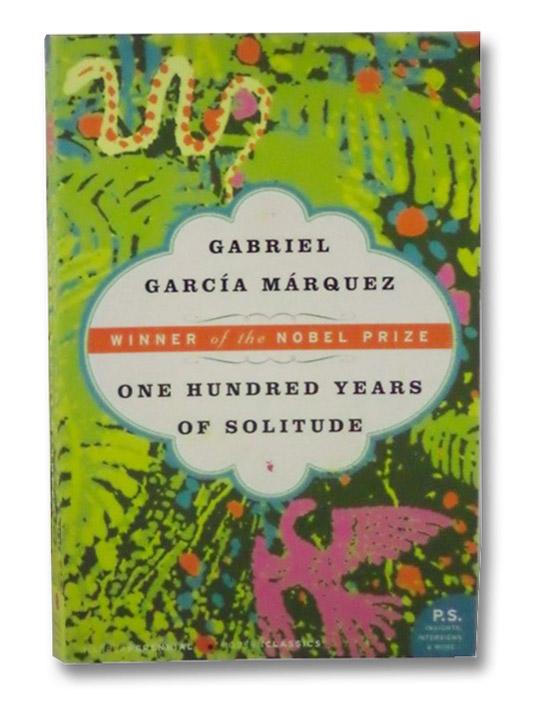 One Hundred Years of Solitude (Harper Perennial Modern Classics), Marquez, Gabriel Garcia